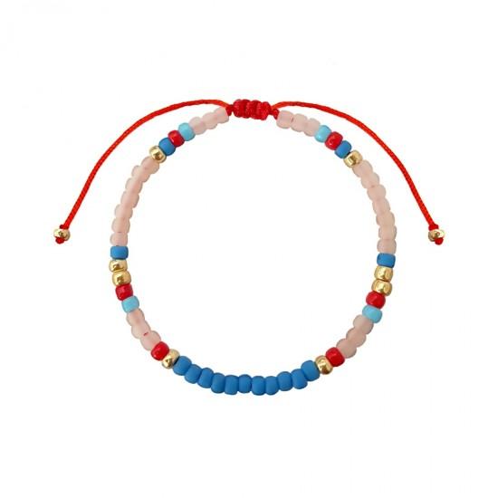 Tiny Snow White bransoletka na sznurku dla dziewczynki