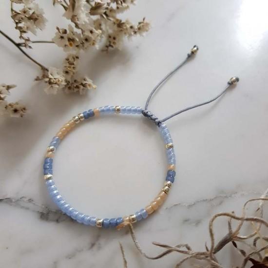 Tiny Cinderella bransoletka na sznurku dla dziewczynki