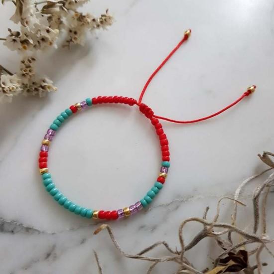 Tiny Ariel bransoletka na sznurku dla dziewczynki